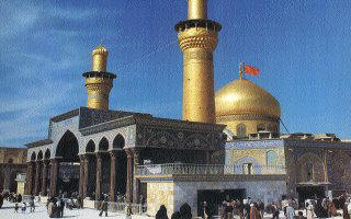 Shrine of Husain, Karbala